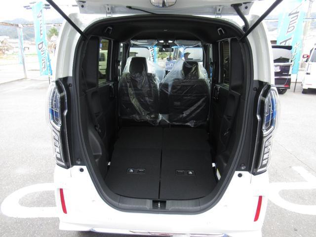 L 新型 センシング 両側電動スライド SDナビフルセグ LEDライト シートヒーター バックカメラ オートハイビーム 純正エアロ ガラス&ボディコーティング付き クリアランスソナー 届出済み未使用車(18枚目)