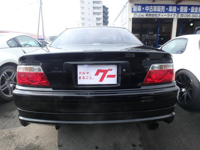 トヨタ チェイサー TRDスポーツ ツアラーV サンルーフ 車高調