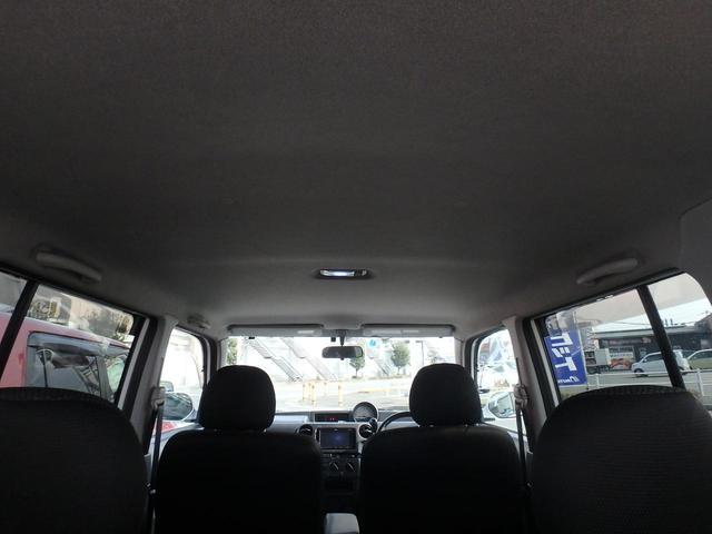 トヨタ bB Z Xバージョン 社外17AW ローダウン