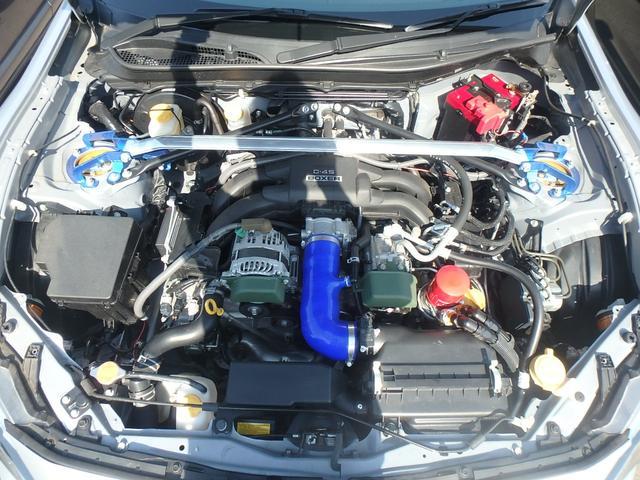 GT 6速マニュアル 車高調 17AW SDナビフルセグ(10枚目)