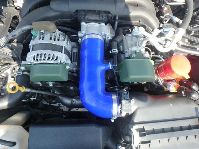 GT 6速マニュアル 車高調 17AW SDナビフルセグ(11枚目)