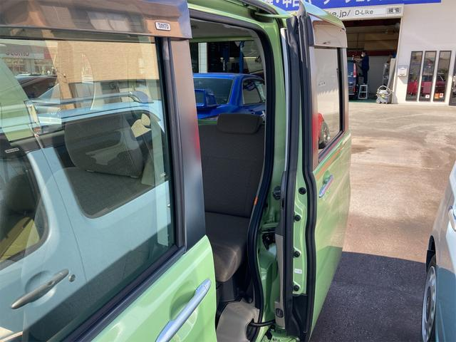 X ナビTV DVD Bluetooth バックカメラ キーフリー 左側パワースライドドア センターピラーレス オートエアコン 純正アルミ バイザー プライバシーガラス(7枚目)