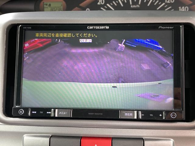 X ナビTV DVD Bluetooth バックカメラ キーフリー 左側パワースライドドア センターピラーレス オートエアコン 純正アルミ バイザー プライバシーガラス(48枚目)