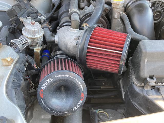 タイプRB 走行9万キロ時リビルトエンジン載せ替え ブリッツ車高調 アペックスエアクリ タワーバー ガナドールミラー パワーFC LEDライト(17枚目)