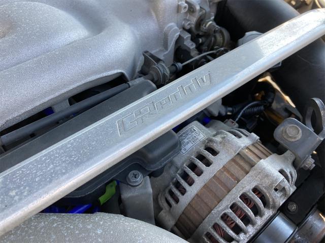 タイプRB 走行9万キロ時リビルトエンジン載せ替え ブリッツ車高調 アペックスエアクリ タワーバー ガナドールミラー パワーFC LEDライト(20枚目)