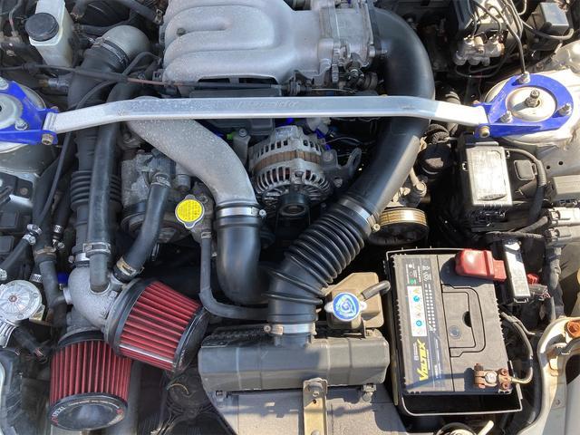 タイプRB 走行9万キロ時リビルトエンジン載せ替え ブリッツ車高調 アペックスエアクリ タワーバー ガナドールミラー パワーFC LEDライト(22枚目)