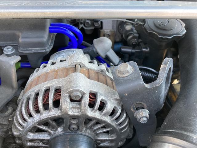 タイプRB 走行9万キロ時リビルトエンジン載せ替え ブリッツ車高調 アペックスエアクリ タワーバー ガナドールミラー パワーFC LEDライト(23枚目)