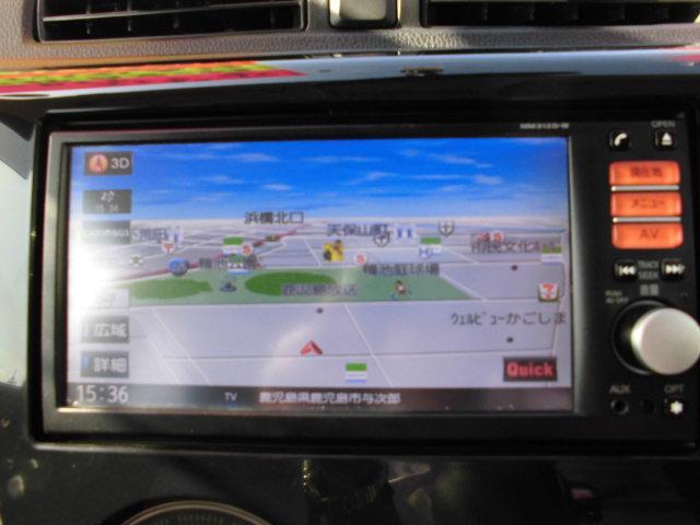 ライダー ハイウェイスターX 純正SDナビ LEDイルミ(12枚目)