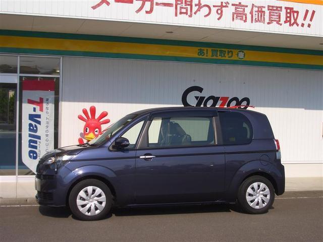 トヨタ スペイド G T Value車 片側電動ドア