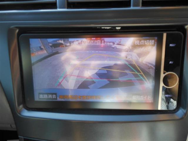 トヨタ プリウスアルファ S HDDナビフルセグTV Bカメラ