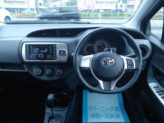 トヨタ ヴィッツ F T Value車 ETC