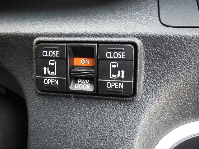 G トヨタセーフティーセンス 両側電動スライドドア メモリーナビフルセグTV バックカメラ スマートキー ETC(19枚目)