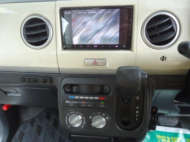 G HDDナビ スマートキー プッシュスターター ベンチシート ABS Wエアバック(7枚目)