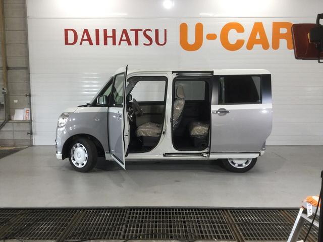 「ダイハツ」「ムーヴキャンバス」「コンパクトカー」「鹿児島県」の中古車5