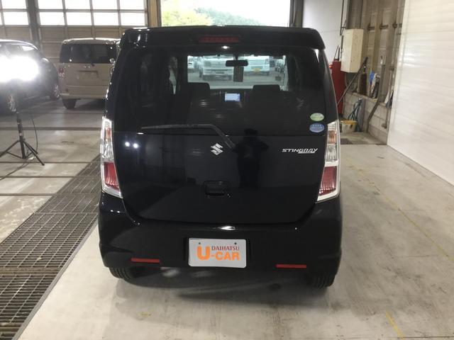 「スズキ」「ワゴンRスティングレー」「コンパクトカー」「鹿児島県」の中古車3