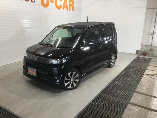 「スズキ」「ワゴンRスティングレー」「コンパクトカー」「鹿児島県」の中古車7