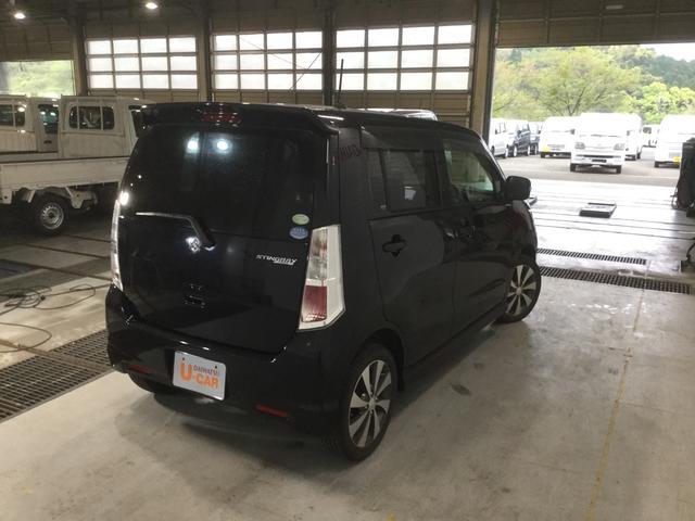 「スズキ」「ワゴンRスティングレー」「コンパクトカー」「鹿児島県」の中古車8