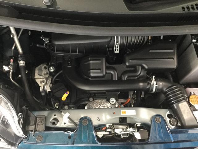 街乗り使用のパワフルKFエンジン