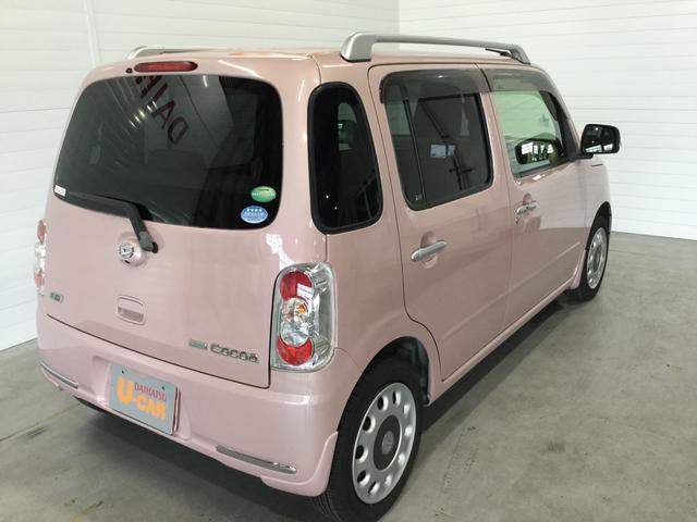 「ダイハツ」「ミラココア」「軽自動車」「鹿児島県」の中古車8