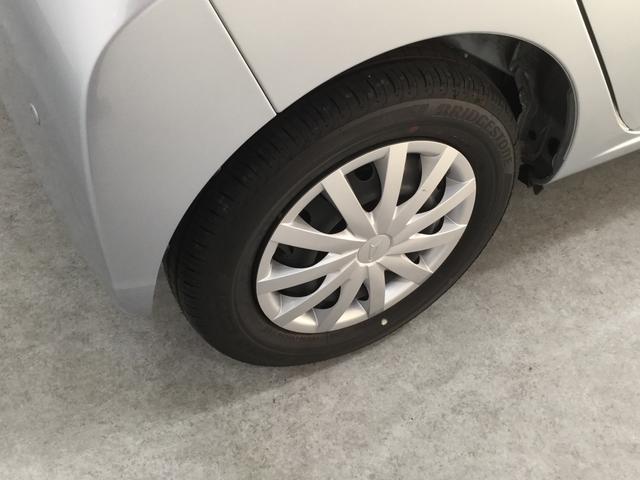 右側後輪のタイヤです♪