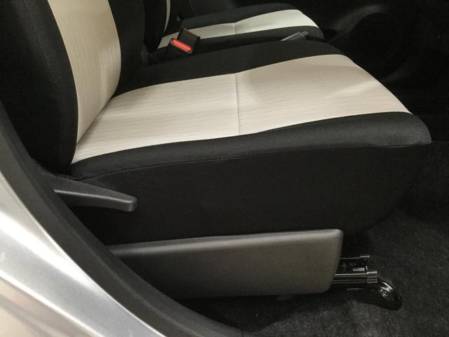 座席を前、後ろに動かせます♪