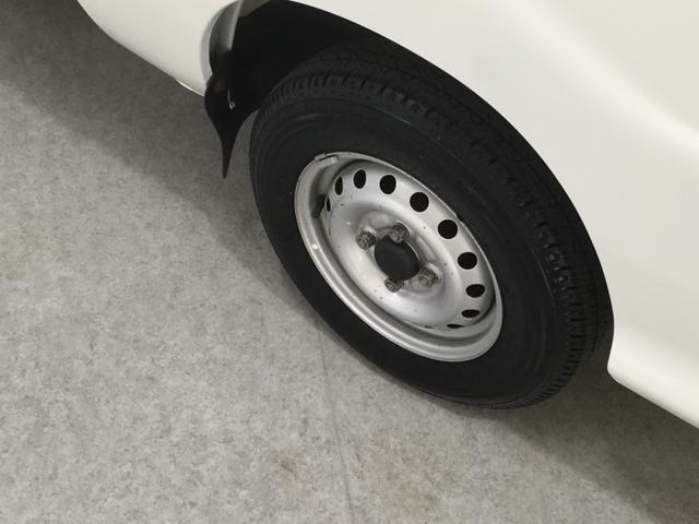 右側前輪のタイヤです♪