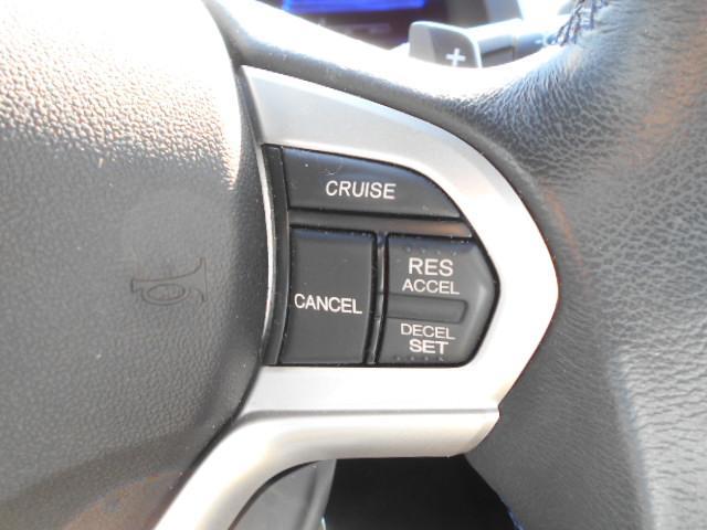 ホンダ CR-Z α 本革シート SDナビ パドルシフト シートヒーター