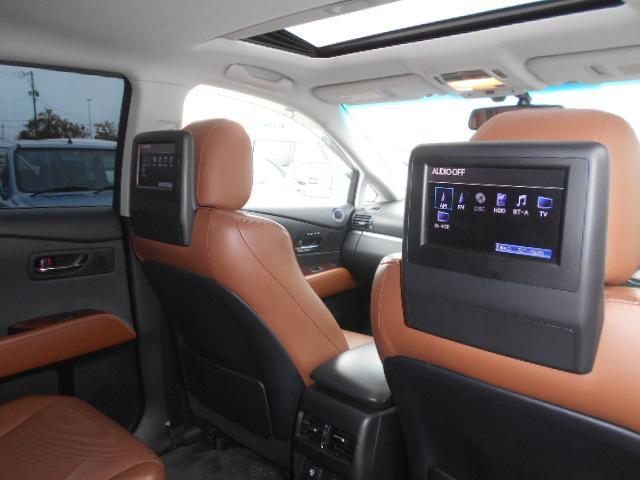 レクサス RX RX450h バージョンL エアサス モデリスタエアロ