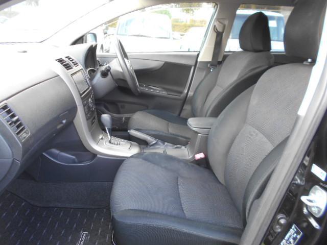 トヨタ カローラフィールダー 1.5X エアロツアラー 純正SDナビフルセグTV