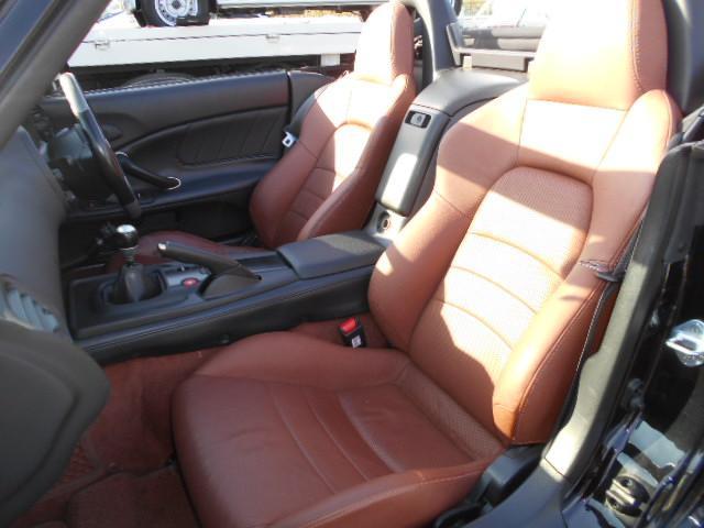ホンダ S2000 タイプV 後期モデル 6速マニュアル 茶革シート