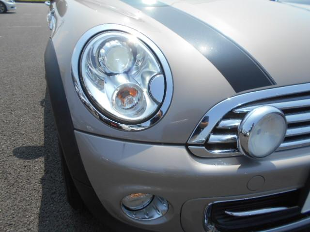 MINI MINI クーパー ベーカーストリート 特別仕様車 1オーナー物