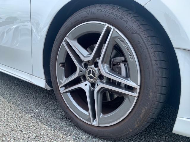 A180 スタイル AMGライン レーダーセーフティパッケージ/ナビパッケージ/TVチューナー/シートヒーター/AMG18インチアルミ/マルチビームLEDヘッドライト/レッドステッチ入合皮スエード調コンビスポーツシート/(5枚目)