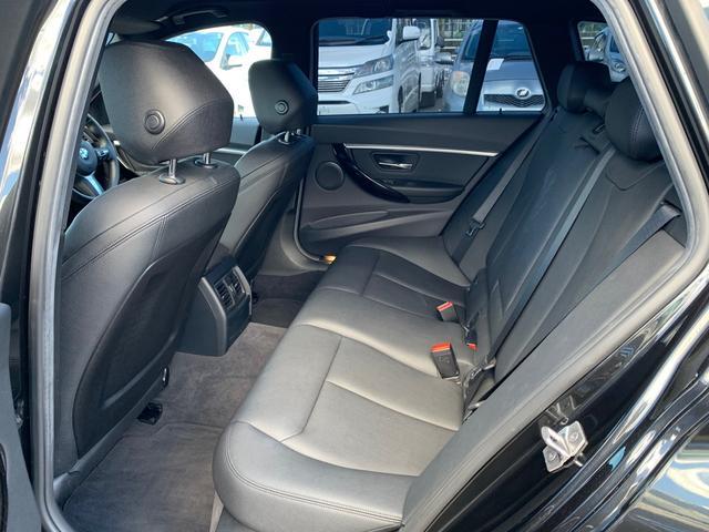 320dツーリング Mスポーツ 純正HDDナビ&バックモニター/ブラックレザーシート/ブラックキドニーグリル/LEDヘッドライト/18インチアロイホイル/パワートランク/Mスポーツサスペンション/アクティブクルーズコントロール(10枚目)