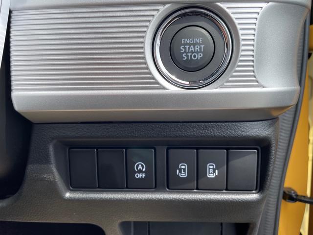ハイブリッドXZ 全方位モニター用カメラパッケージ装着車/両側電動スライドドア/クリアランスソナー/オートクルーズコントロール/レーンアシスト/オートライト/USB/スマートキー/アイドリングストップ/シートヒーター(6枚目)