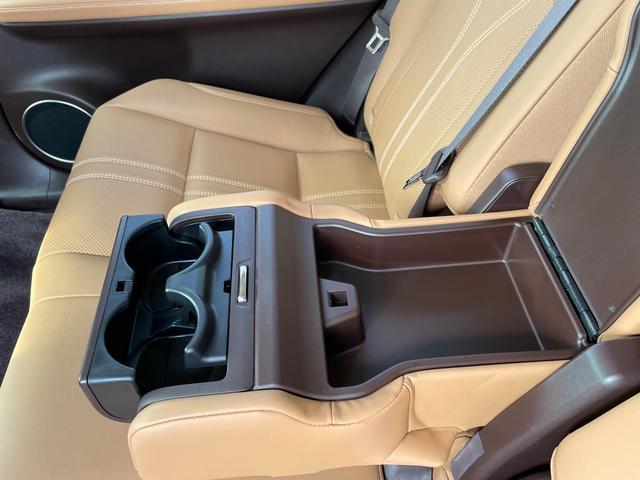 RX450h バージョンL トパーズブラウンセミアニリンレザーシート/3眼LEDヘッドライト/スペアタイヤ/純正SDナビフルセグTV/ロングラゲージマット/クリーンボックス/ラゲージロアガーニッシュメッキ/マッドガード1オーナー(25枚目)