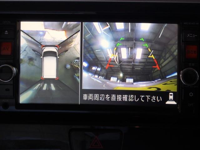 X アラウンドビューモニター パワースライドドア レザー調シートカバー ナビTV BT(26枚目)