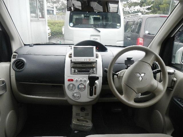 三菱 eKワゴン G CD 電動格納ミラー プライバシーガラス ETC アルミ