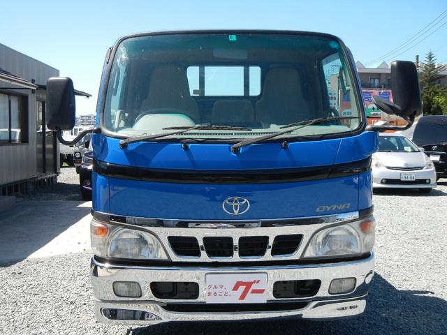 トヨタ ダイナトラック 2t積 平ボディ 5速MT 坂道発進補助装置 パワーミラー