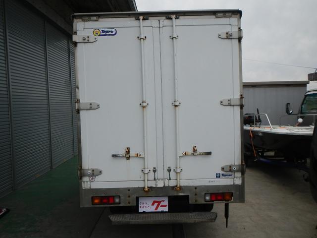 保冷パネルバン1.5t積 5速MT Wタイヤ ラジオ 横ドア(5枚目)