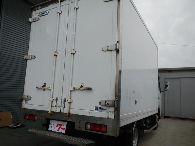 保冷パネルバン1.5t積 5速MT Wタイヤ ラジオ 横ドア(6枚目)