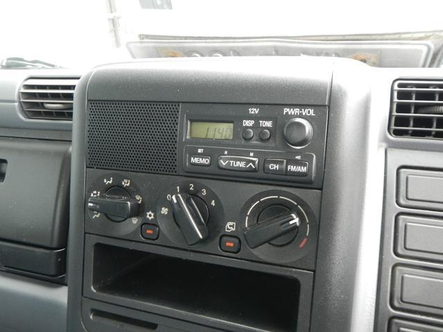 保冷パネルバン1.5t積 5速MT Wタイヤ ラジオ 横ドア(14枚目)