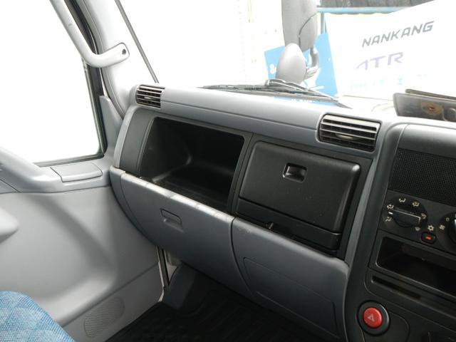 保冷パネルバン1.5t積 5速MT Wタイヤ ラジオ 横ドア(16枚目)