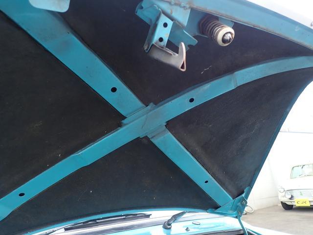 クーパー レザーシートボディー同色張替 オーバーフェンダー センター2本出しマフラー アルミ オートマ車 取扱説明書 整備点検記録簿(54枚目)