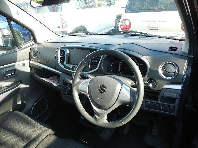 スズキ ワゴンRスティングレー X スマートキー オートエアコン オートライト フォグランプ