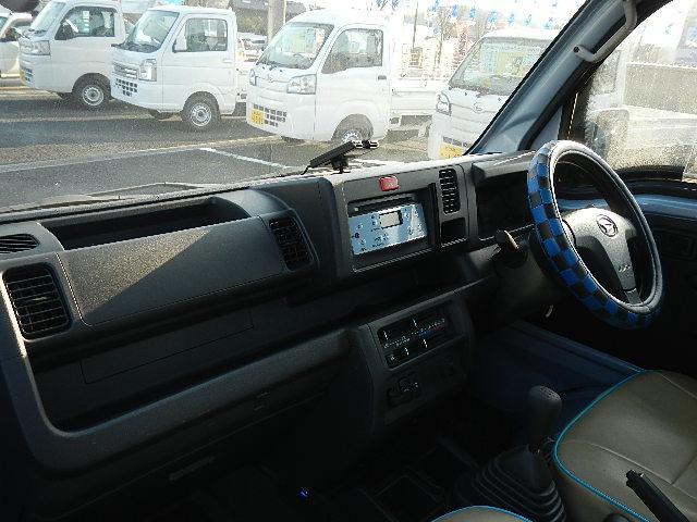 ダイハツ ハイゼットトラック スタンダード 農用スペシャル CD ETC デフロック