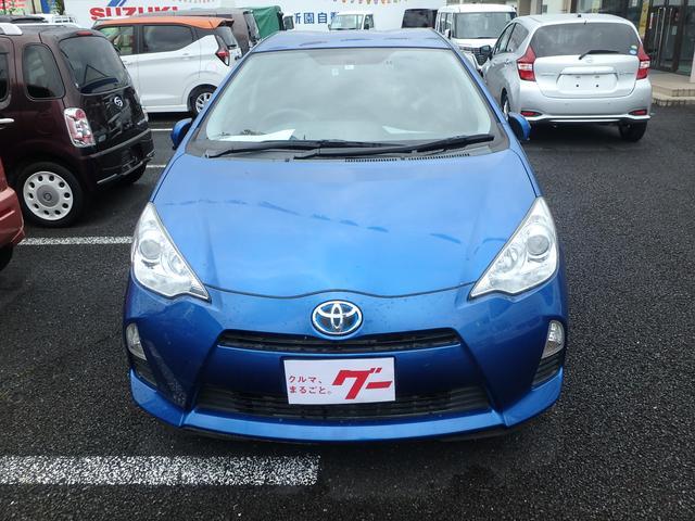 「トヨタ」「アクア」「コンパクトカー」「鹿児島県」の中古車2