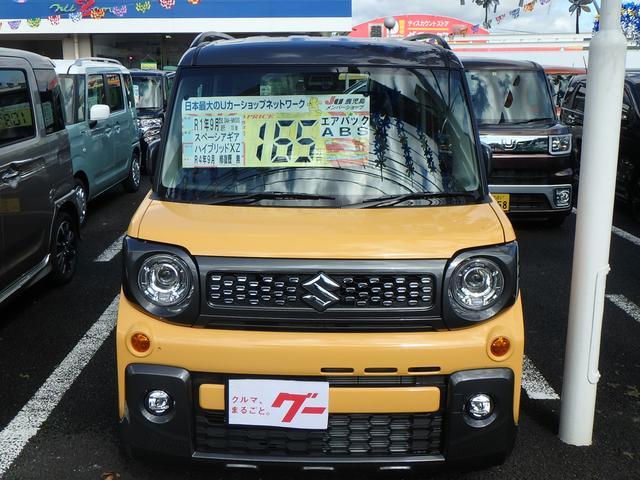 「スズキ」「スペーシアギア」「コンパクトカー」「鹿児島県」の中古車2