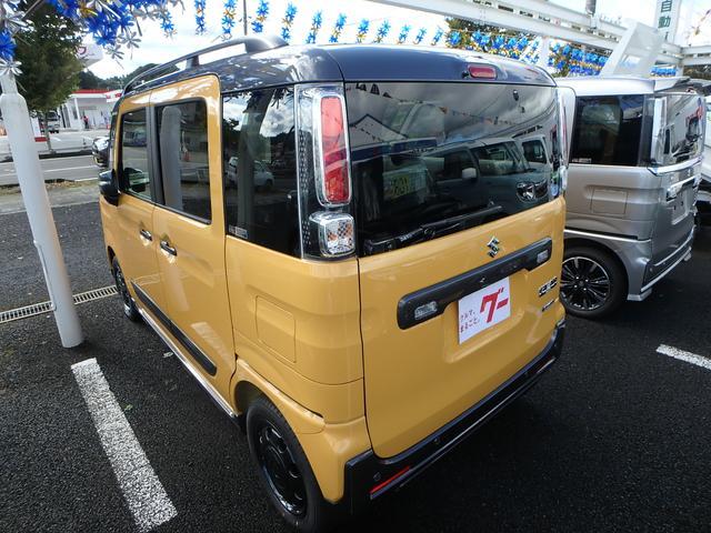 「スズキ」「スペーシアギア」「コンパクトカー」「鹿児島県」の中古車5