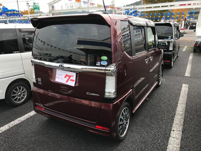 「ホンダ」「N-BOX」「コンパクトカー」「鹿児島県」の中古車10