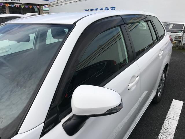 「トヨタ」「カローラフィールダー」「ステーションワゴン」「鹿児島県」の中古車7
